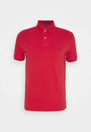 Polo shirt - evening post red