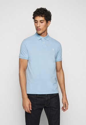 SHORT SLEEVE - Polo - powder blue