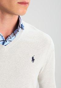Polo Ralph Lauren - Sweter - light grey heather - 3