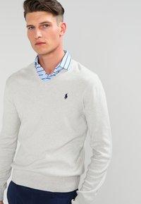 Polo Ralph Lauren - Sweter - light grey heather - 0