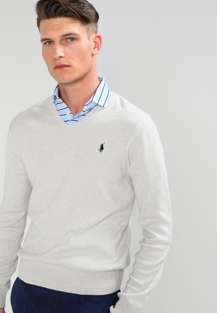 Polo Ralph Lauren - Sweter - light grey heather