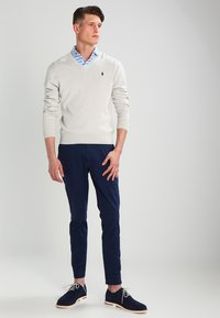 Polo Ralph Lauren - Sweter - light grey heather - 1