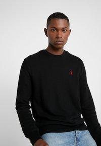 Polo Ralph Lauren - Strikkegenser - black - 4