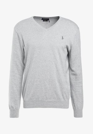 Pullover - light grey heather