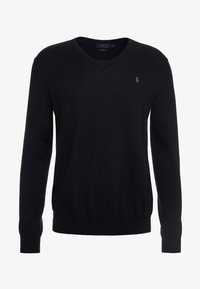 Polo Ralph Lauren - Strikkegenser - polo black - 3