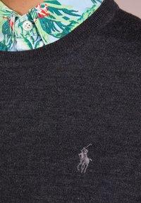 Polo Ralph Lauren - Jersey de punto - dark granite heat - 4