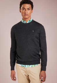 Polo Ralph Lauren - Sweter - dark granite heat - 0