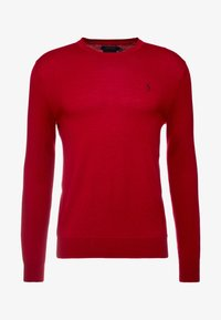 Polo Ralph Lauren - Pullover - park avenue red - 4