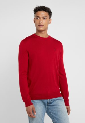 Jumper - park avenue red