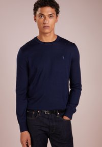 Polo Ralph Lauren - Jersey de punto - hunter navy - 0