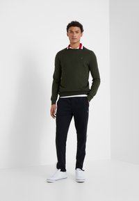 Polo Ralph Lauren - Pullover - oil cloth green - 1