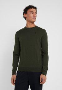 Polo Ralph Lauren - Pullover - oil cloth green - 0