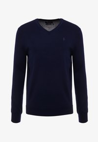 Polo Ralph Lauren - SLIM FIT - Strikpullover /Striktrøjer - hunter navy - 3