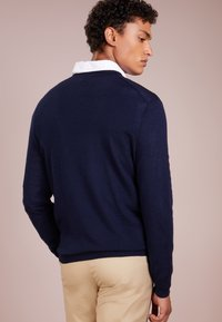 Polo Ralph Lauren - SLIM FIT - Strikpullover /Striktrøjer - hunter navy - 2