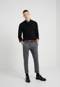 Polo Ralph Lauren - SLIM FIT - Trui - black - 1