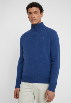 Pullover - federal blue heather