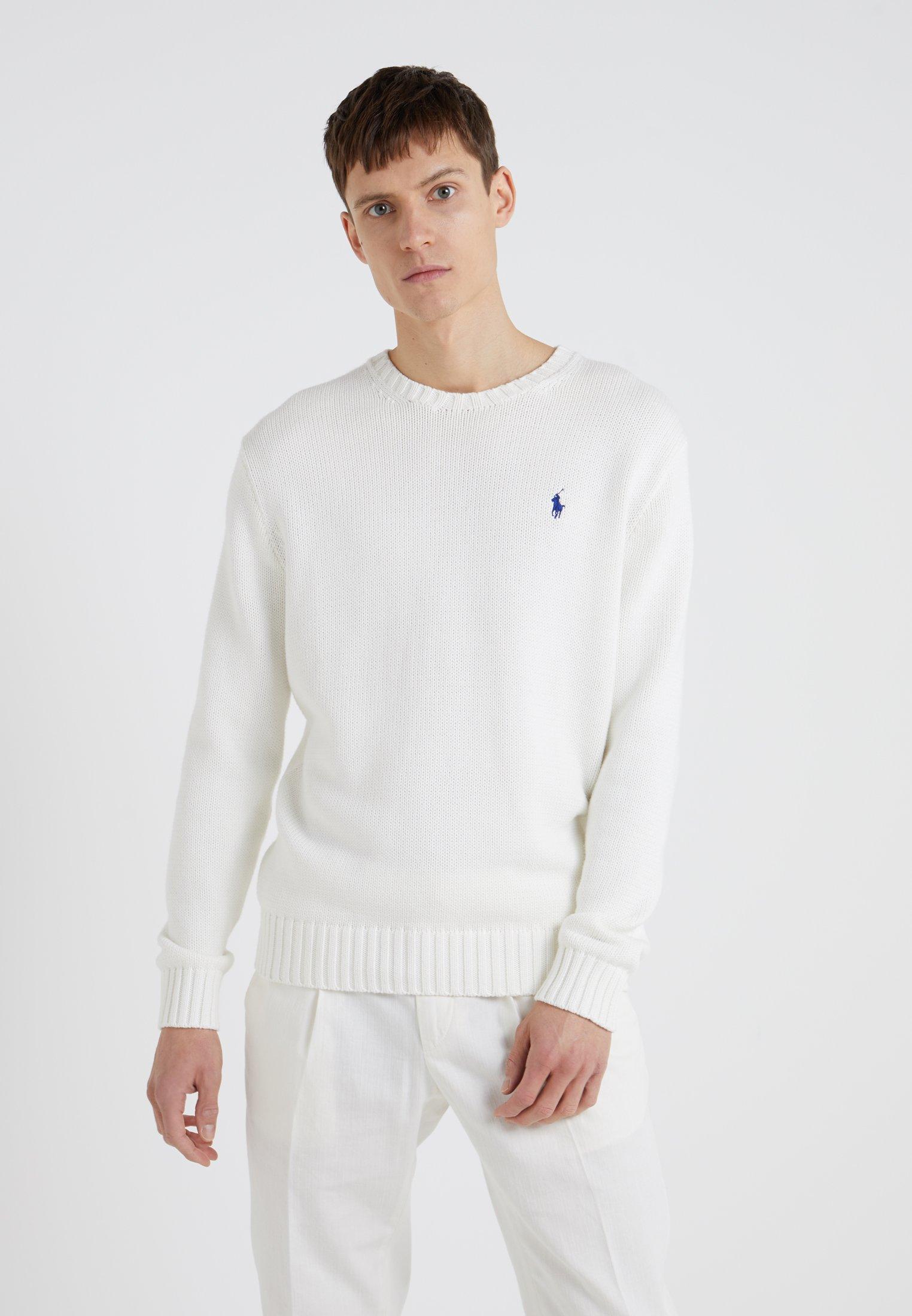Polo Ralph Lauren Sweter - white