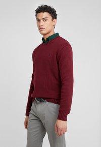 Polo Ralph Lauren - Stickad tröja - classic wine - 0