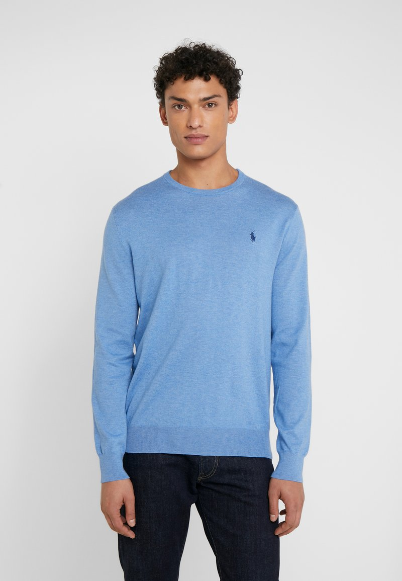 Polo Ralph Lauren - LONG SLEEVE - Pullover - soft royal heather