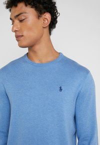 Polo Ralph Lauren - LONG SLEEVE - Pullover - soft royal heather - 3