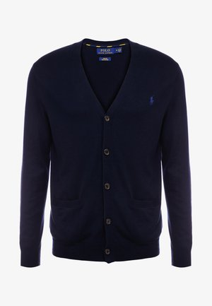 Cardigan - hunter navy