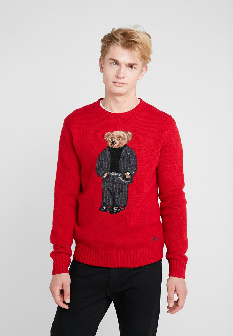 Polo Ralph Lauren - Jumper - red