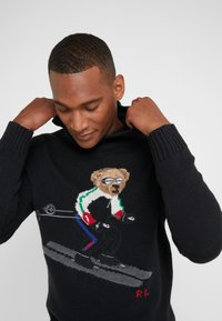 Polo Ralph Lauren - Sweat à capuche - black ski bear - 3
