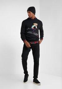 Polo Ralph Lauren - Sweat à capuche - black ski bear - 1