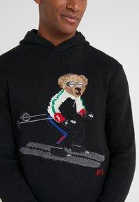 Polo Ralph Lauren - Sweat à capuche - black ski bear - 5