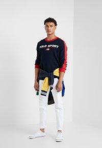 Polo Ralph Lauren - Stickad tröja - navy/red - 1