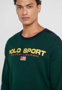 Polo Ralph Lauren - Jumper - forest/navy - 5