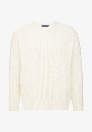 Jersey de punto - authentic cream