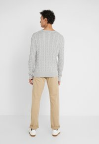 Polo Ralph Lauren - CABLE - Pullover - andover heather - 2