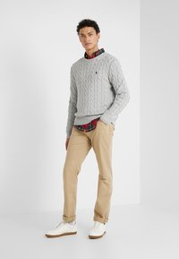 Polo Ralph Lauren - CABLE - Pullover - andover heather - 1