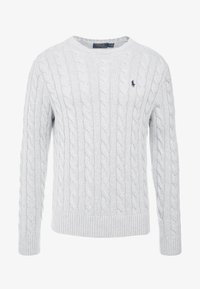 Polo Ralph Lauren - CABLE - Pullover - andover heather - 4
