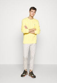 Polo Ralph Lauren - CABLE - Maglione - fall yellow - 1