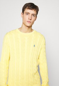 Polo Ralph Lauren - CABLE - Maglione - fall yellow - 4