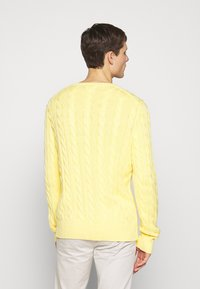 Polo Ralph Lauren - CABLE - Maglione - fall yellow - 2