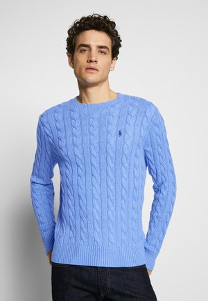 CABLE - Pullover - heathe