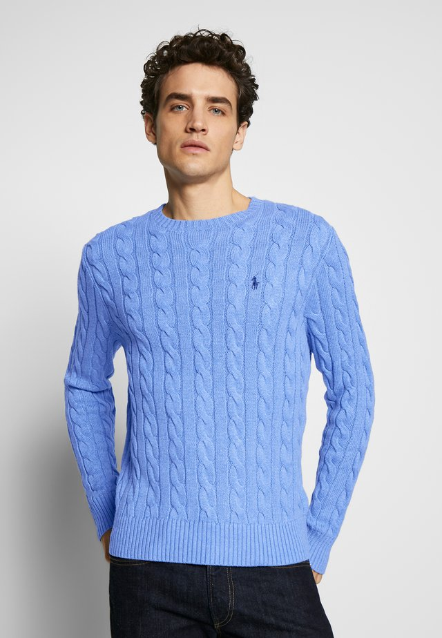 CABLE - Strickpullover - heathe