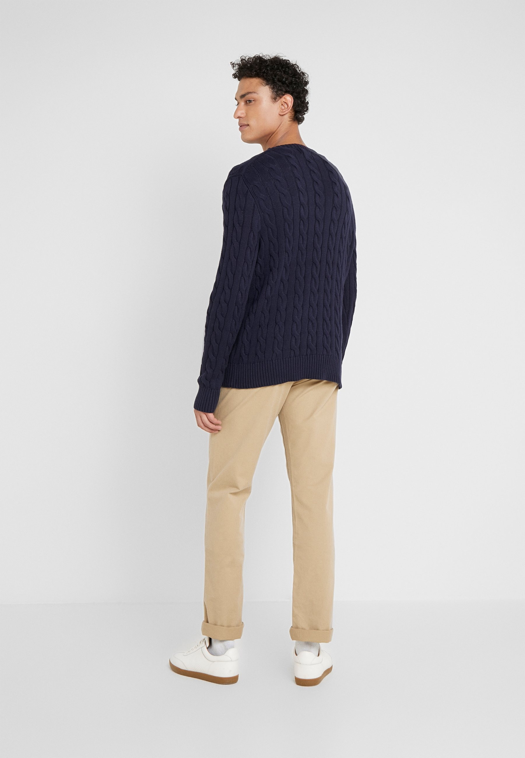 Polo Ralph Lauren CABLE - Strickpullover hunter navy