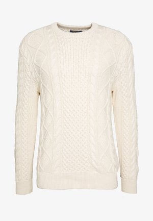 Pullover - andover cream