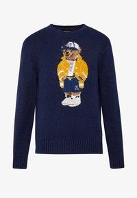 Polo Ralph Lauren - Pullover - navy - 4