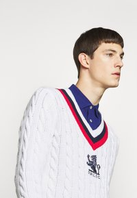 Polo Ralph Lauren - Pullover - white/multi - 5