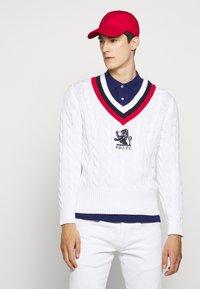 Polo Ralph Lauren - Pullover - white/multi - 6