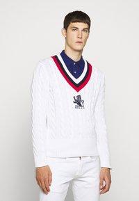 Polo Ralph Lauren - Pullover - white/multi - 0