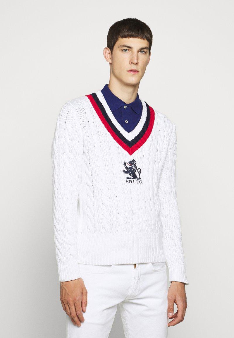 Polo Ralph Lauren - Pullover - white/multi
