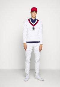 Polo Ralph Lauren - Pullover - white/multi - 1