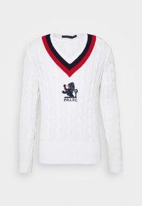 Polo Ralph Lauren - Pullover - white/multi - 7