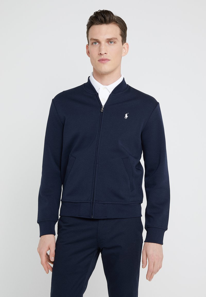 Polo Ralph Lauren - LONG SLEEVE - Cardigan - aviator navy